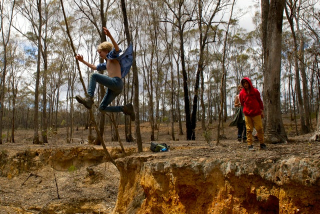 Castlemaine Steiner School | » School Camp with a Difference