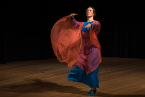 Eurythmy Performance - Anna-Meike